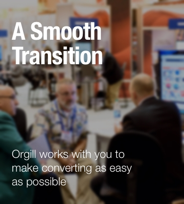Smooth Transition Banner