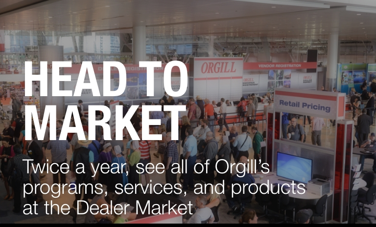 The Dealer Market Advantage Banner